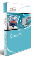 Проектирование генплана, внутриплощадочных сетей, трасс средствами GeoniCS Топоплан-Генплан-Сети-Трассы
