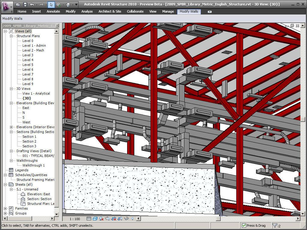 Buy Cheap AutoCAD Revit Structure Suite 2009